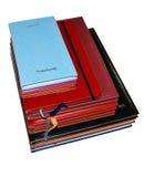 agenda notatnik Zdjęcia Stock