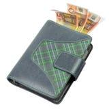 agenda pieniądze biznesowy euro Obrazy Royalty Free