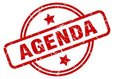 Agenda stamp. Agenda grunge vintage stamp isolated on white background. agenda. sign vector illustration