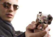 Agent Stock Afbeelding