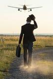 Agent 1 Stock Fotografie