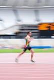 Agent bij het olympische stadion van Londen Royalty-vrije Stock Fotografie