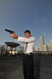 Agent/ Killer 53 Stock Image