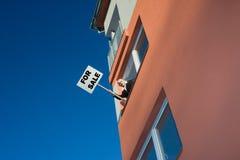 agent nieruchomości aktywne Obrazy Stock