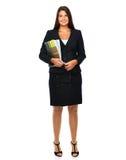Agent nieruchomości pozycja Zdjęcie Royalty Free