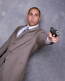 agent sekret Zdjęcia Stock
