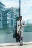 Agent in suit Stock Photos