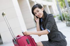 Agent traveling Stock Photography