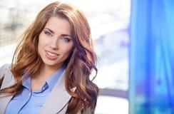 Agent Woman de Real Estate Photos stock