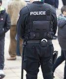 Agente da polícia Fotos de Stock Royalty Free