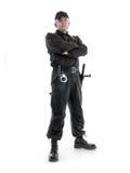 Agente de segurança Foto de Stock