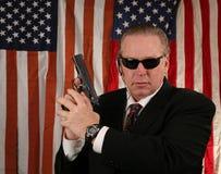 Agente de serviço secreto fotos de stock royalty free