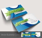 Agente de viajes Business Card libre illustration