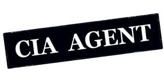 Agente del CIA Fotografia Stock