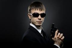agente del Especial-servicio imagenes de archivo
