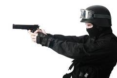 Agente di sicurezza Immagine Stock Libera da Diritti