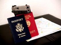 Agente doble Fotografía de archivo libre de regalías