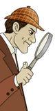 Agente investigativo royalty illustrazione gratis
