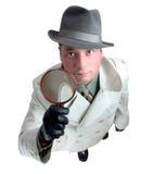 Agente investigativo 4 immagini stock libere da diritti