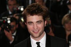 Agente Roberto Pattinson Foto de archivo libre de regalías