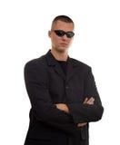 Agente secreto Imagens de Stock Royalty Free