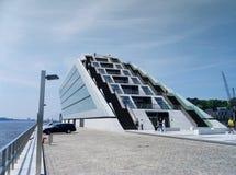 Agentur morgens Hafen Treppe Lizenzfreie Stockfotos