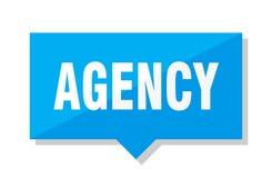 Agentur-Preis stock abbildung