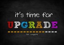 aggiornamento Immagine Stock