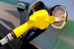 Aggiunga gli ambiti di provenienza del combustibile Immagini Stock Libere da Diritti