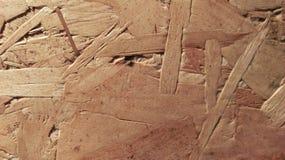 Agglomerated drewno Obraz Stock