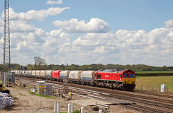 Aggregates train Stock Photography