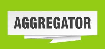 aggregator Διανυσματική απεικόνιση