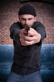 Aggression Royalty Free Stock Images