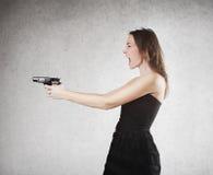 Aggressione Fotografie Stock