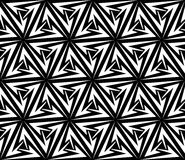 Aggressive Arrows Seamless Pattern Stock Photos