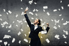 Aggressive management Stock Images