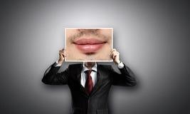 Aggressive manager Stock Photos