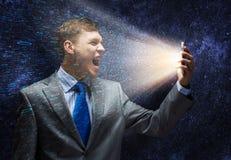Aggressives Management Lizenzfreie Stockbilder