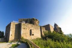 Aggstein Castle, Austria. Aggstein Castle ( Burgruine Aggstein ) in Wachau, Austria Stock Photography