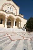 Agh Gerasimou Monistary, Kefalonia, septembre 2006 Images libres de droits