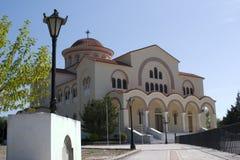 Agh Gerasimou Monistary, Kefalonia, setembro 2006 Imagem de Stock