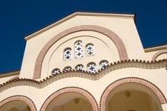 Agh Gerasimou Monistary, Kefalonia, setembro 2006 Foto de Stock Royalty Free