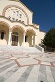 Agh Gerasimou Monistary, Kefalonia, settembre 2006 Immagini Stock Libere da Diritti