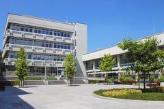 AGH uniwersytet nauka i technika Krakow, Polska Obrazy Royalty Free