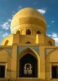 Agha Bozorg Madrasa i meczet, Kashan Iran Obraz Royalty Free