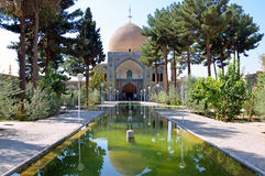 Agha Bozorg meczet Obraz Royalty Free