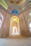 Agha Bozorg meczet w Kashan, Iran Obraz Stock