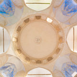 Agha Bozorg Mosque in Kashan, Iran Royalty Free Stock Images