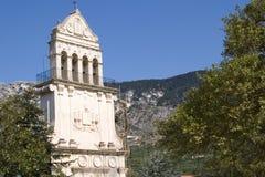 aghgerasimoukefalonia 2006 monistary september Arkivbild