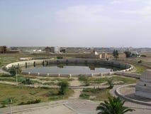 aghlabid池 库存照片
